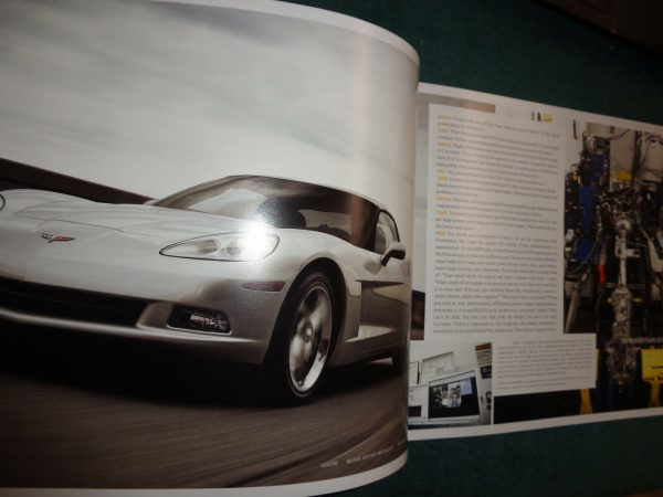 2012 Corvette Dealer Sales Brochure