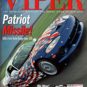 Viper Magazine - Volume 5, Issue 4 - Fall 1999