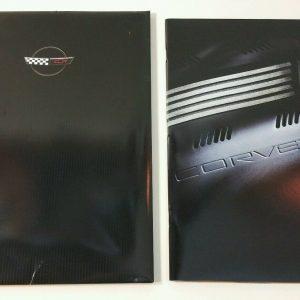 1994 Corvette Sales Brochure