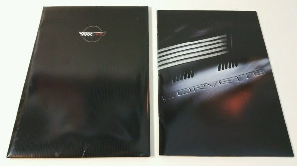 1994 Corvette Sales Brochure