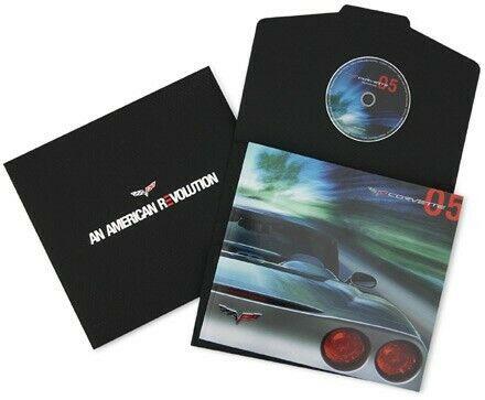 2005 Corvette Sales Brochure