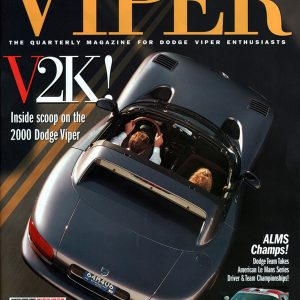 Viper Magazine - Volume 6, Issue 1 - Winter 2000