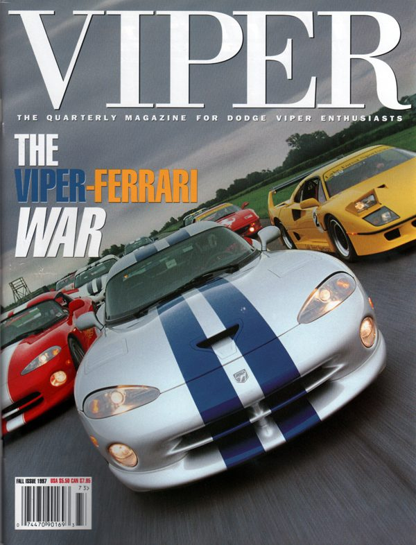 Viper Quarterly - Fall 1997