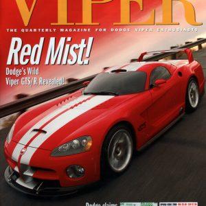 Viper Magazine - Volume 6, Issue 2 - Spring 2000