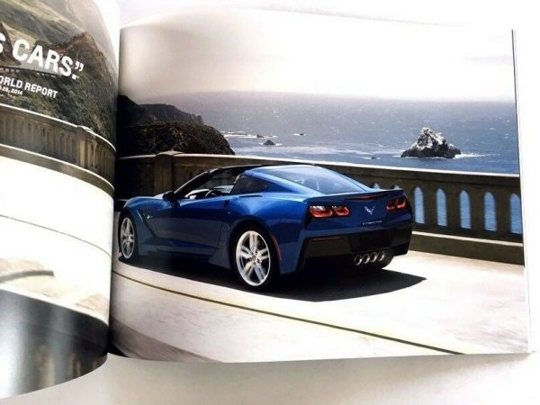 2015 Corvette Dealer Sales Brochure