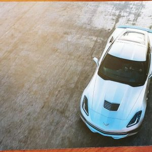 2016 Corvette Dealer Sales Brochure