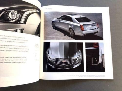 2019 Cadillac CTS and CTS-V Sales Brochure