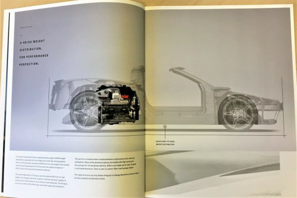 2021 Corvette Sales Brochure